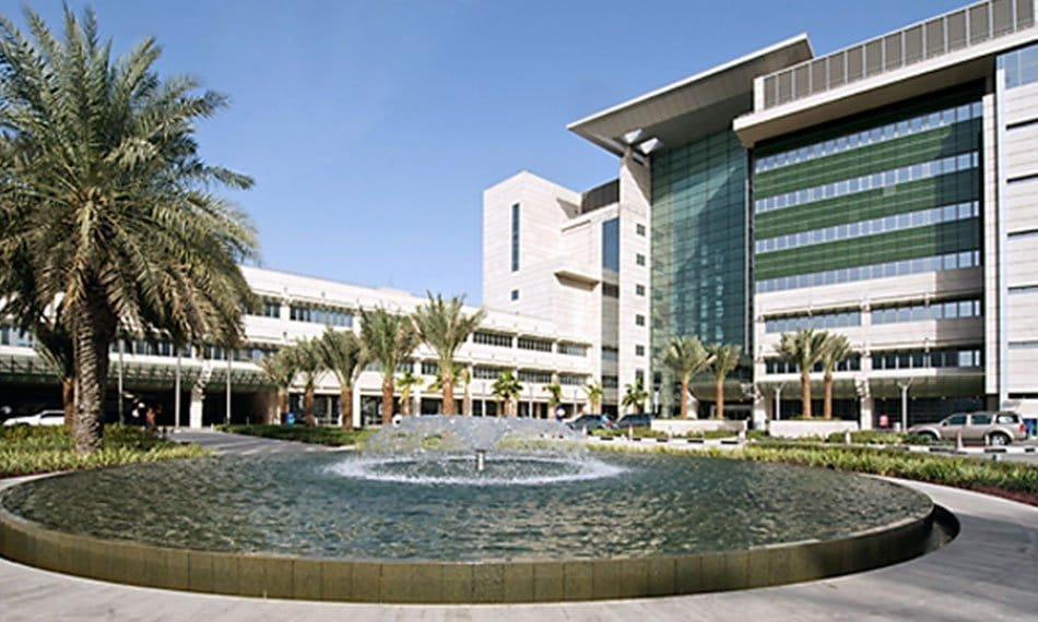 يعتبر المستشفى الأميركي من أضخم المستشفيات الخاصة في دبي