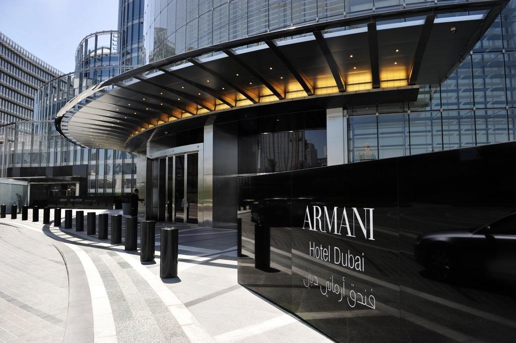 صورة فندق أرماني دبي