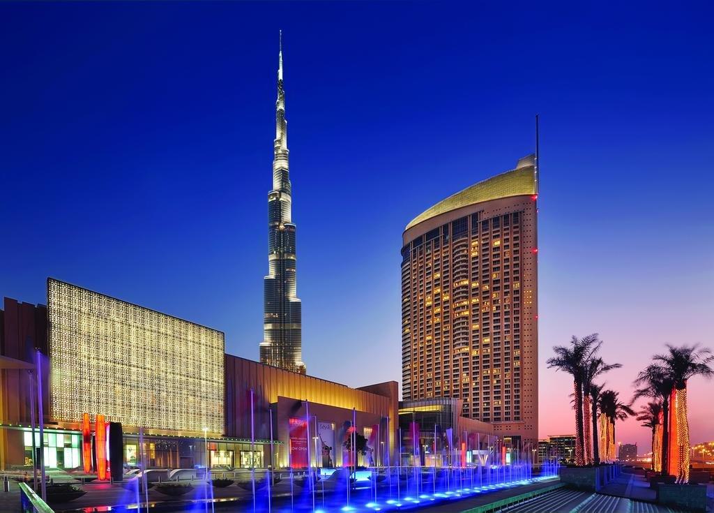صورة فندق العنوان دبي مول
