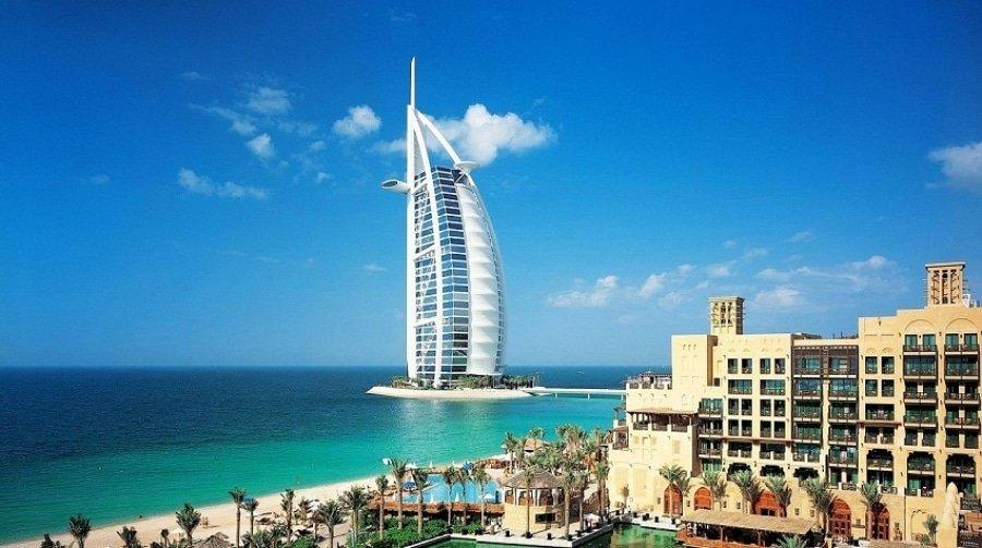 صورة اهم 7 معلومات عن فندق برج العرب دبي الإمارات