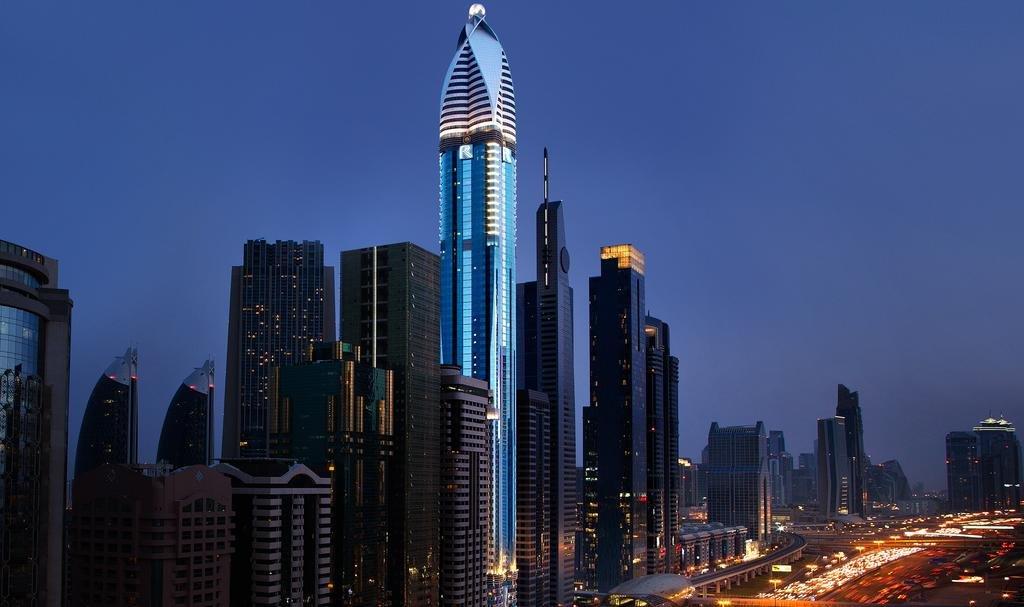 صورة فندق روز ريحان روتانا دبي