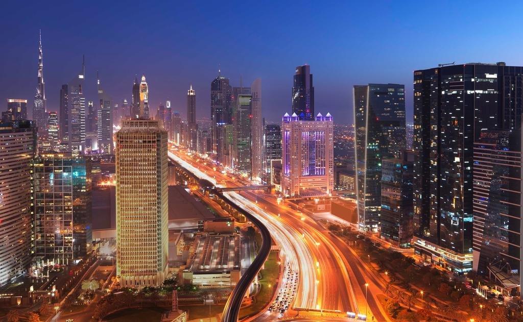 صورة فندق فيرمونت دبي