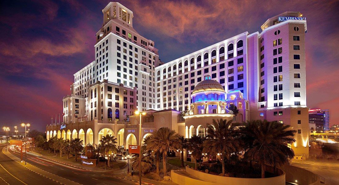 فندق كمبينسكي مول الإمارات