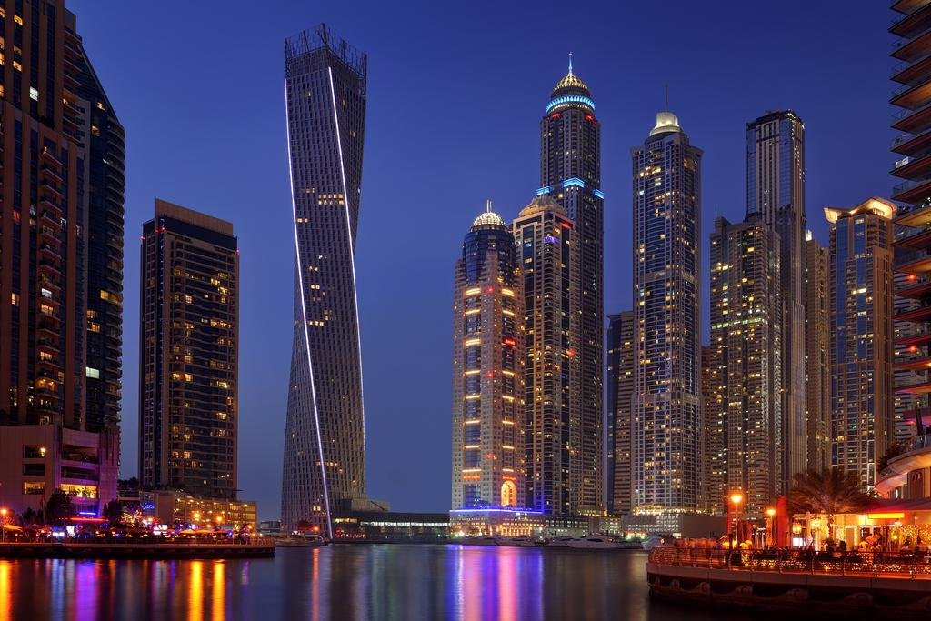 صورة فندق ماريوت هاربر دبي