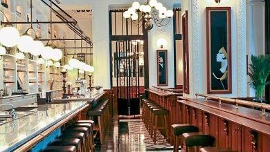 مطاعم مركز دبي المالي العالمي