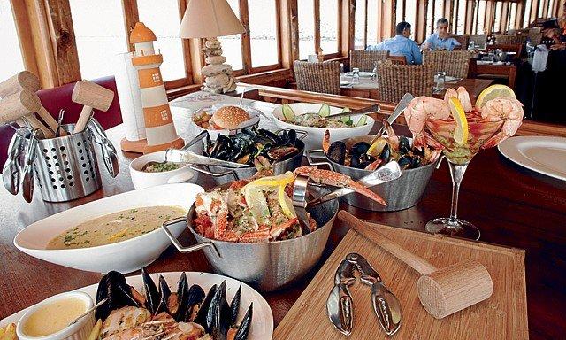 صورة مطعم آبرونز آند هامرز في ذا بيتش – جميرا بيتش ريزيدنس