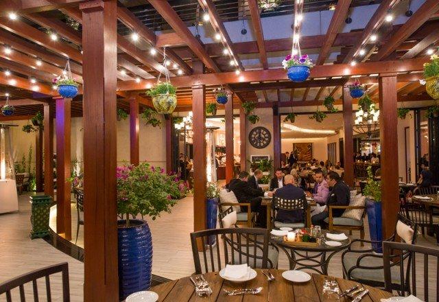 صورة مطعم أنديامو في فندق جراند حياة