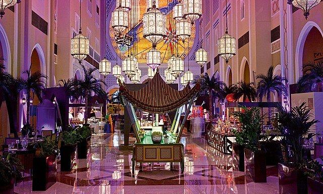 صورة مطعم البهو في دبي