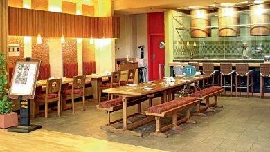 مطعم الجناح الهندي