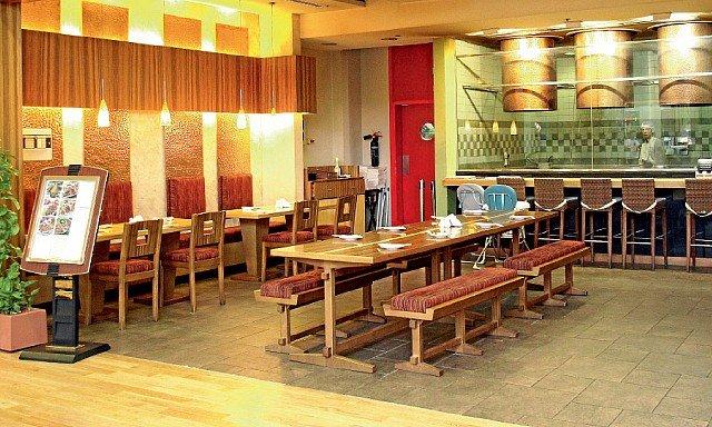 صورة مطعم الجناح الهندي في مول الإمارات