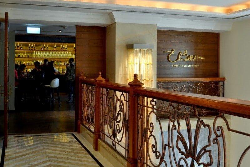 صورة مطعم السور في الجميرا