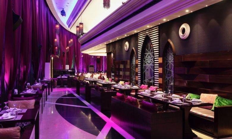 مطعم الناي دبي