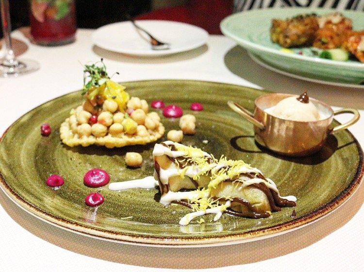 Photo of مطعم انديجو باي فينيت في مرسى دبي