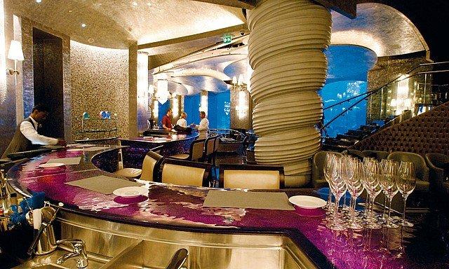 صورة مطعم اوسيانو في فندق أتلانتس