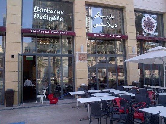 Photo of مطعم باربيكيو ديلايتس دبي