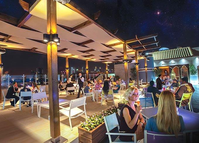 Photo of مطعم بازركان في فندق كابيتول