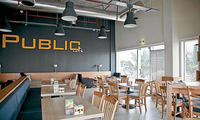 صورة مطعم ببليك كافيه في دبي