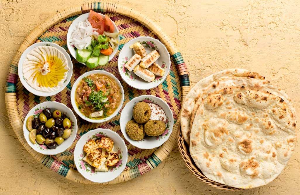 صورة مطعم بيت الشاي العربي