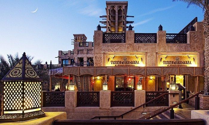 صورة مطعم تايمز أوف أرابيا في الجميرا