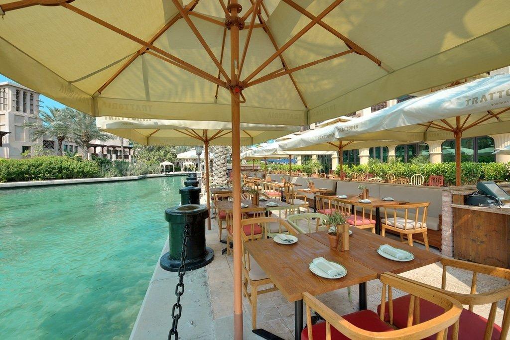 صورة مطعم تراتوريا توسكانا في الجميرا