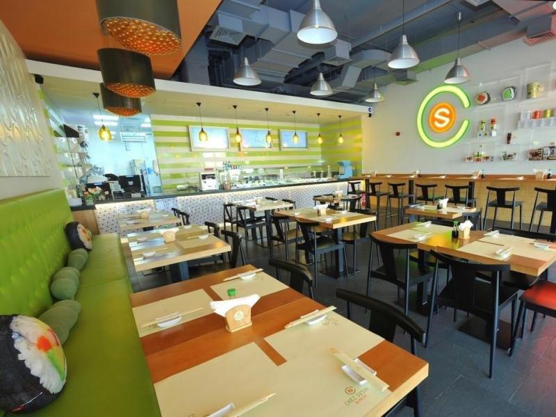 صورة مطعم شيز سوشي دبي