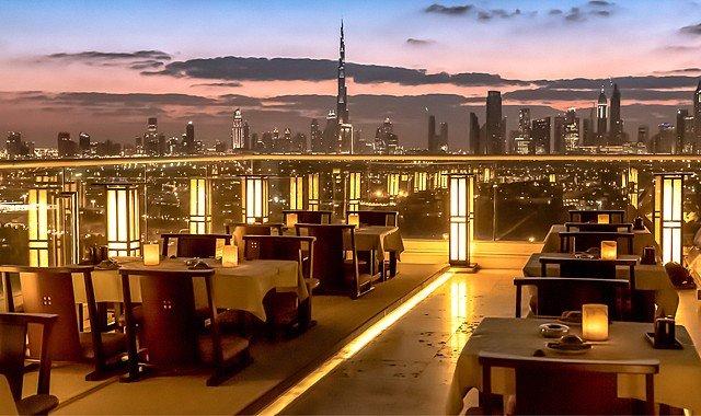 أفخم 6 مطاعم يابانية في دبي