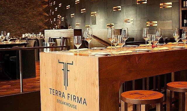 مطعم تيرا فيرما ستيك هاوس