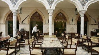 مطعم خان مرجان