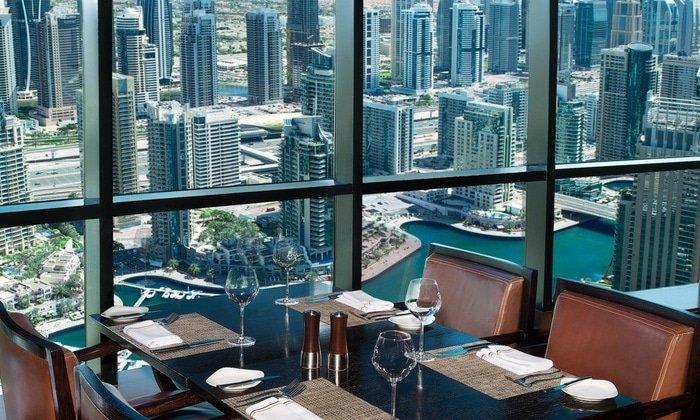 Photo of مطعم ذي أوبزيرفاتوري في مرسى دبي