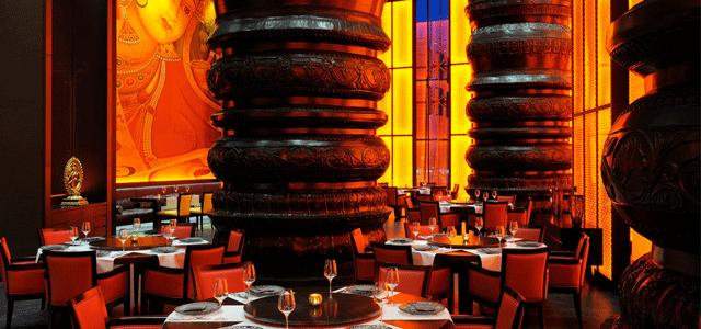 صورة مطعم رانغ ماهال في فندق جي دبليو ماريوت ماركيز