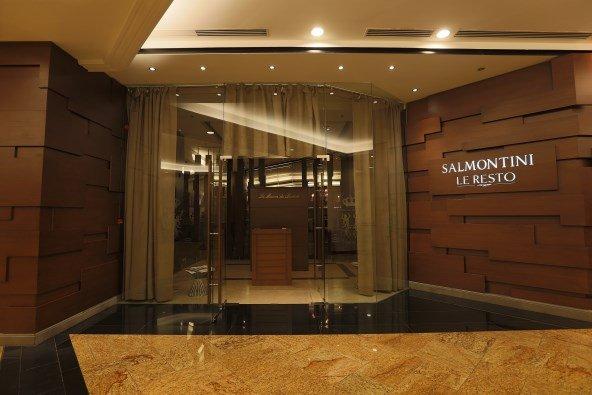 Photo of مطعم سلمونتيني في مول الامارات