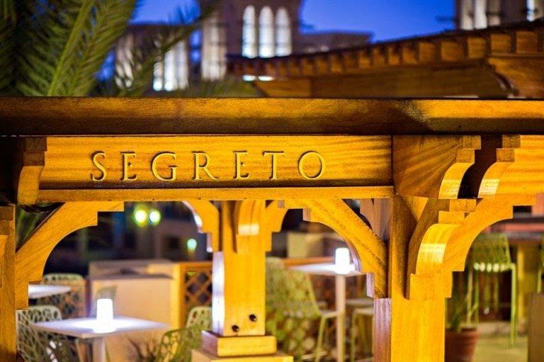 مطعم سيغريتو