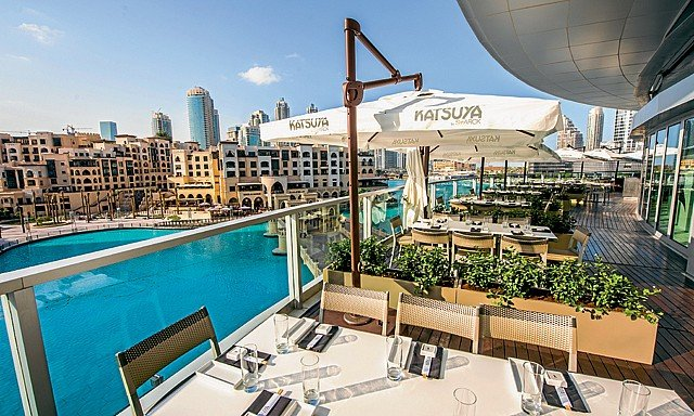 صورة مطعم كاتسويا باي ستارك في دبي مول