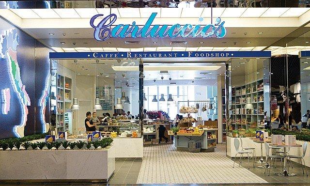 مطعم كارلوتشيوز