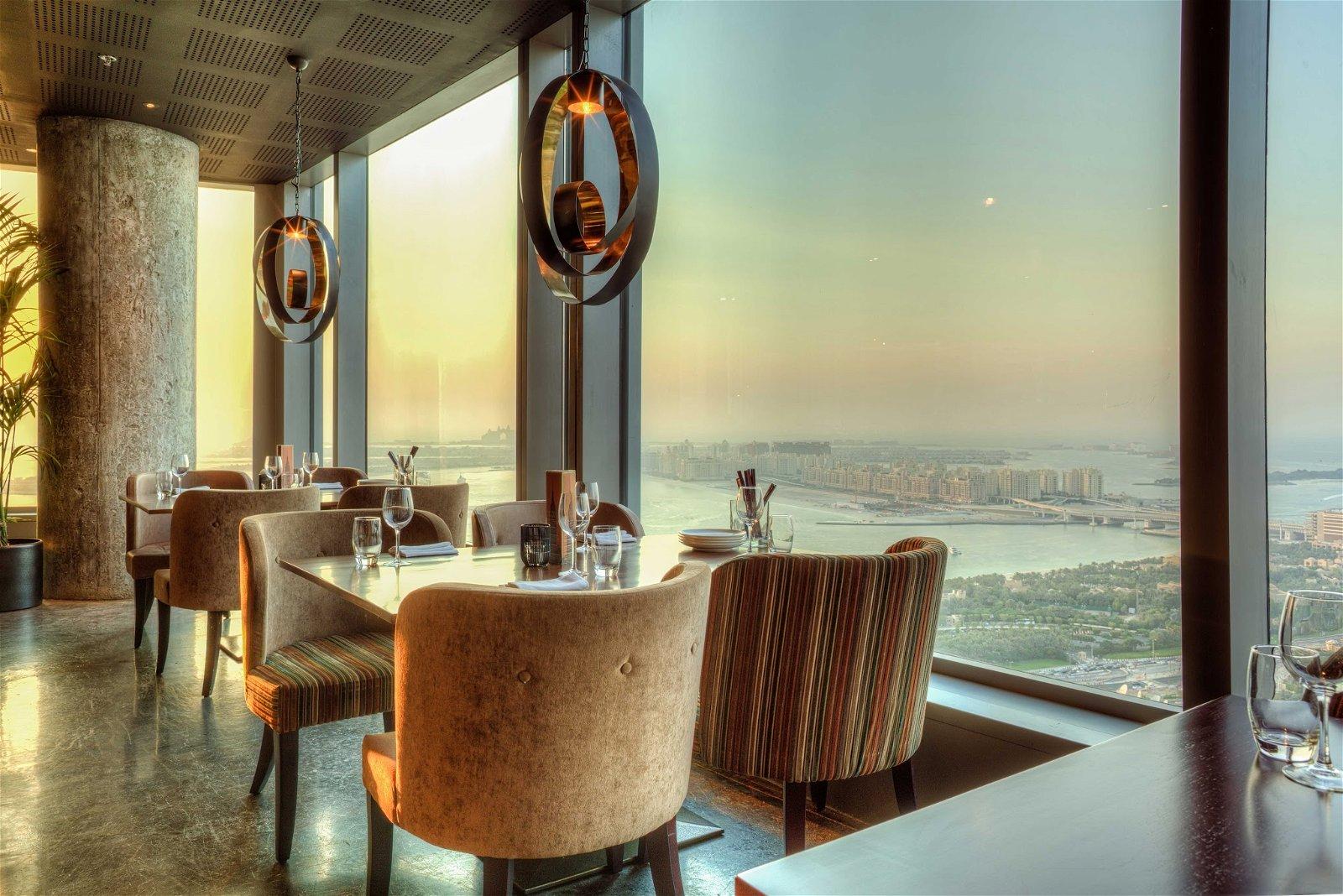Photo of مطعم كيو 43 في مدينة دبي للإعلام