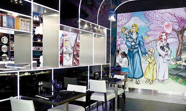 صورة مطعم مانجا سوشي في دبي