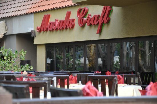 مطعم مسالا كرافت