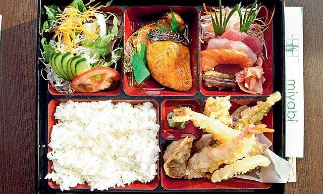 Photo of مطعم ميابي سوشي أند بنتو للمأكولات اليابانية