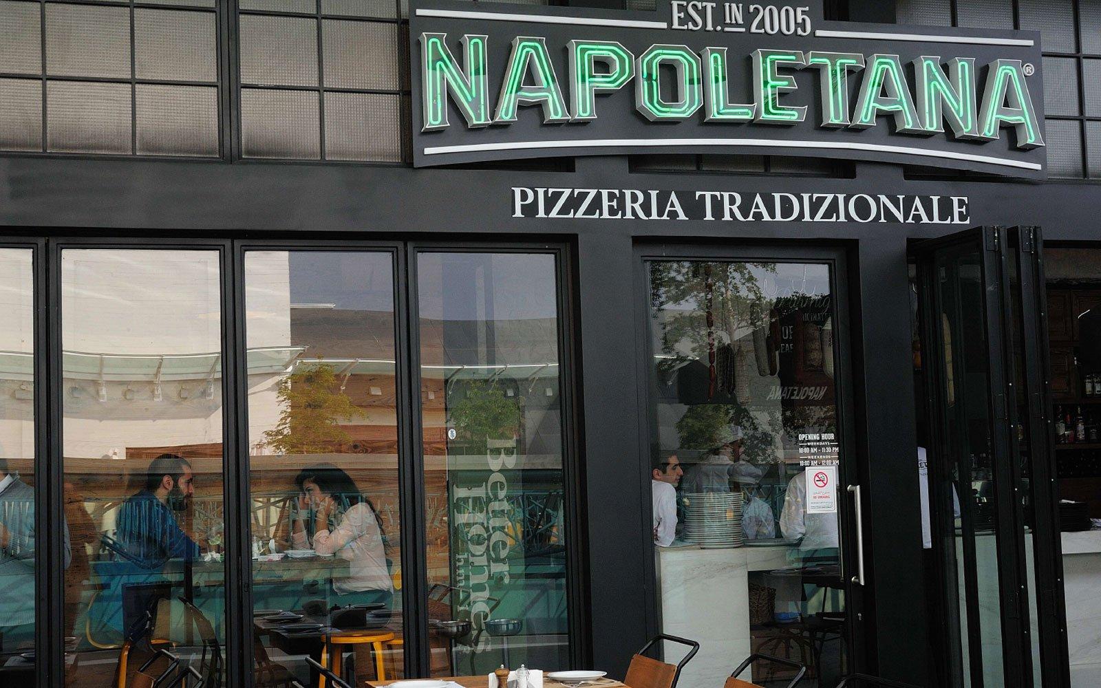 صورة مطعم نابوليتانا في جميرا بيتش ريزيدنس