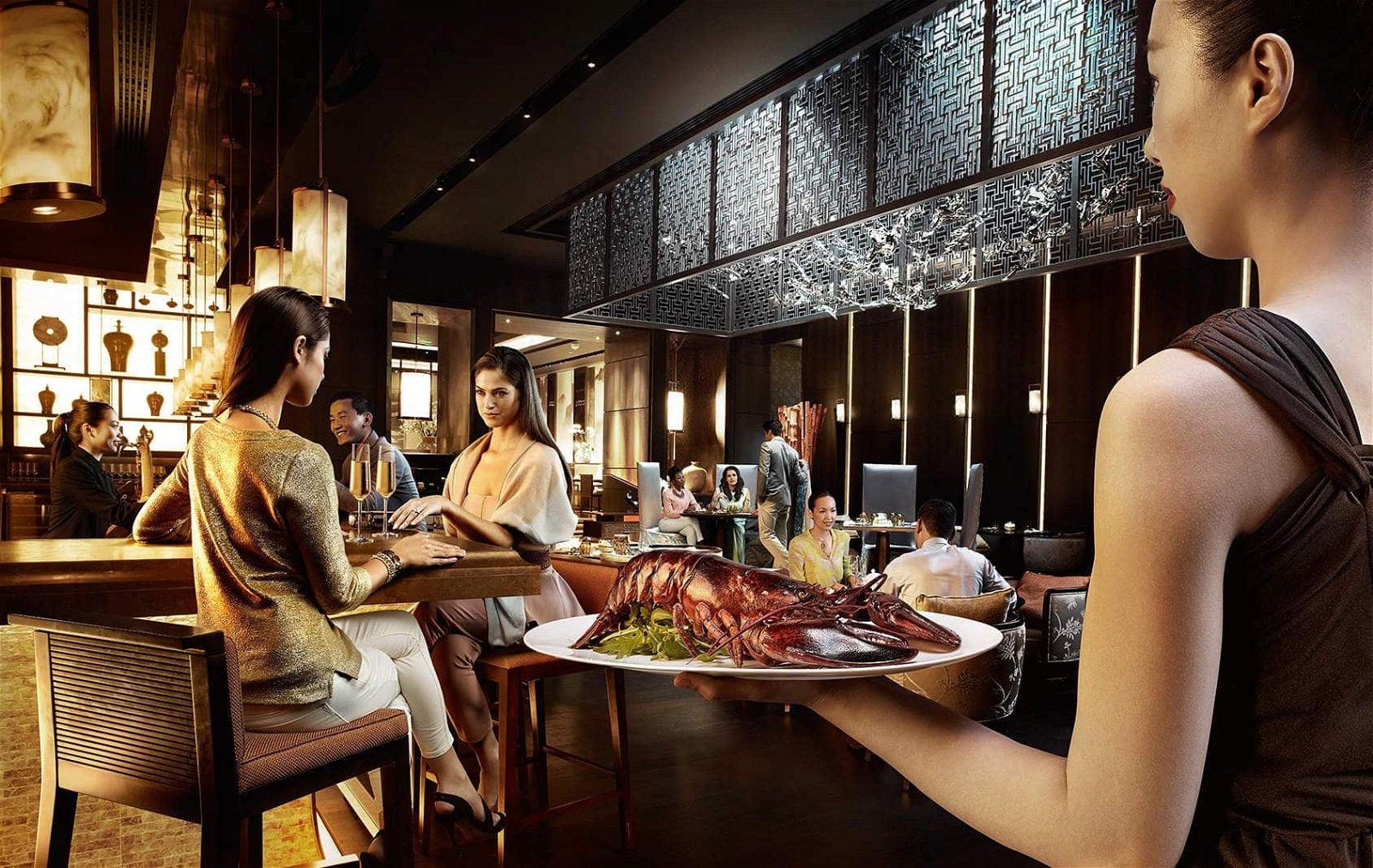 صورة مطعم يوان في أتلانتس النخلة