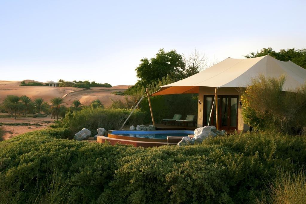 صورة منتجع وسبا المها الصحراوي