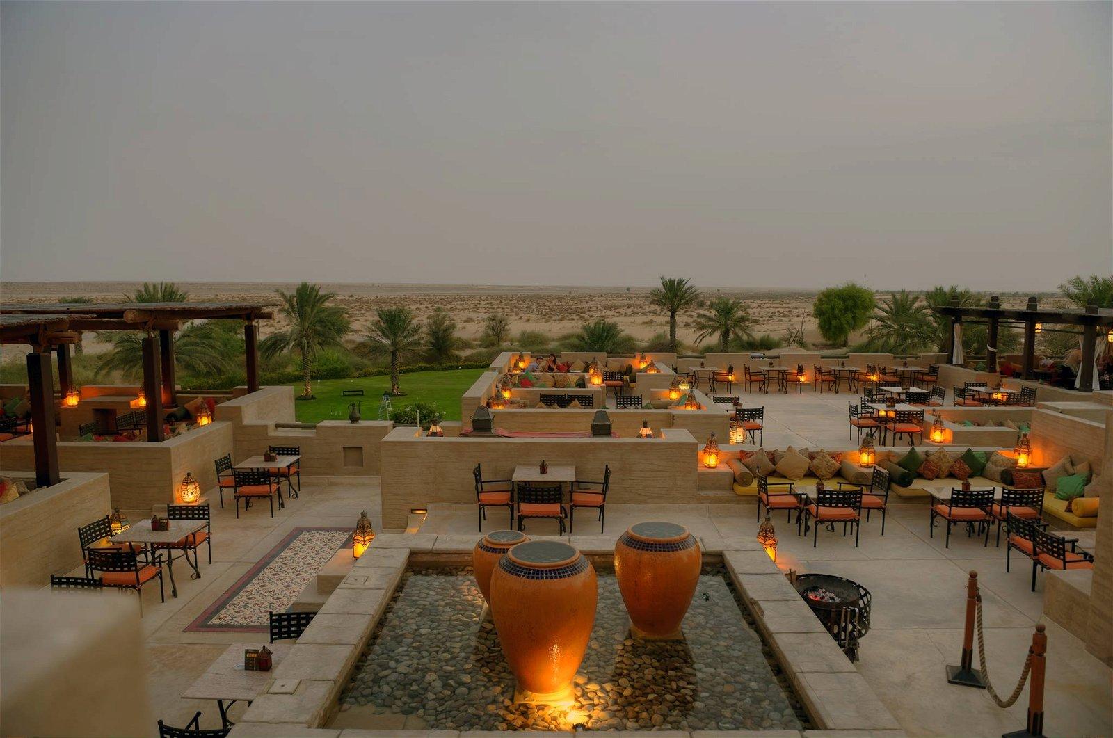 صورة منتجع وسبا باب الشمس الصحراوي