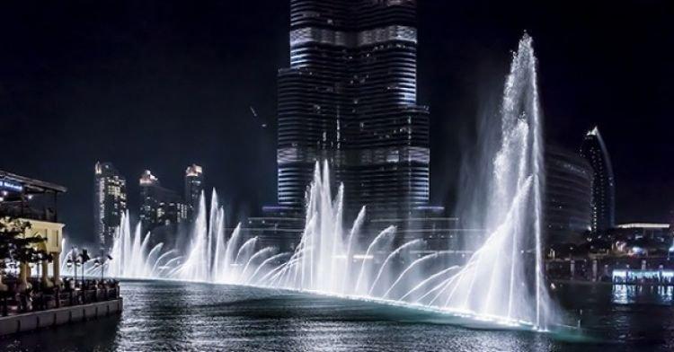 صورة أفضل 10 من المطاعم المطله على نافورة دبي