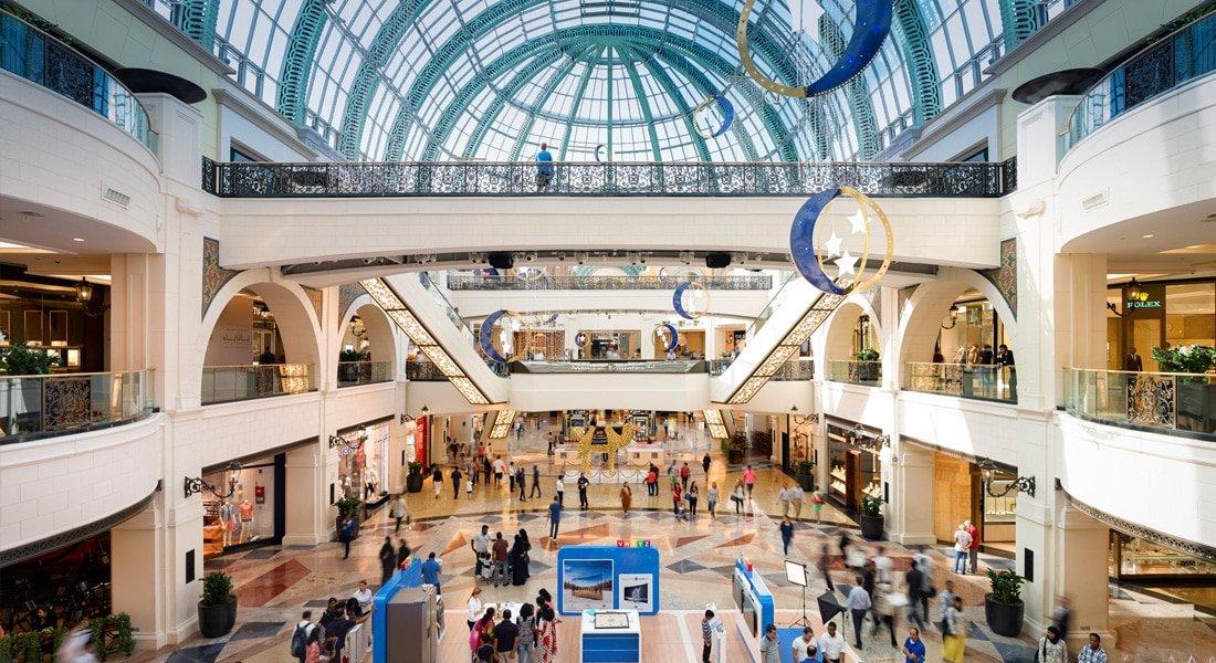 صورة أكثر 3 مراكز تسوق شعبية في دبي