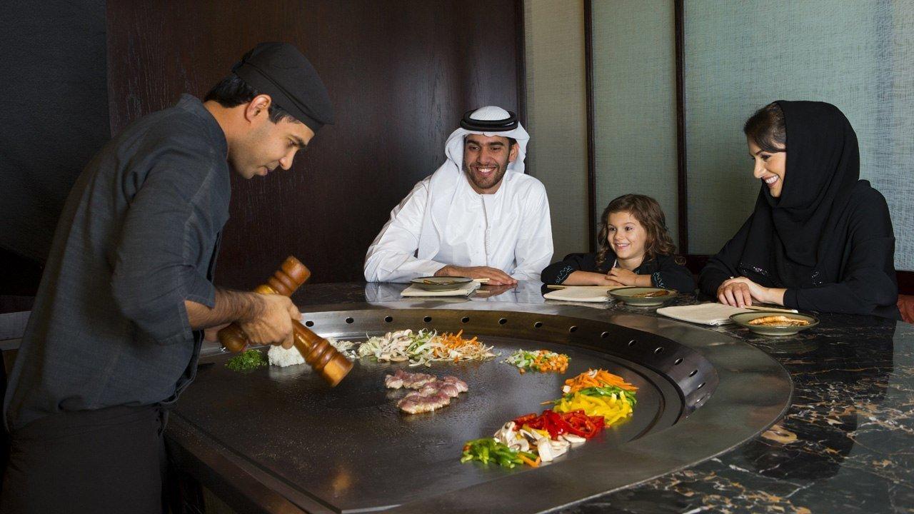 صورة مطاعم للعائلات في دبي