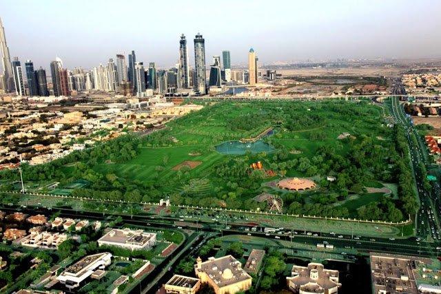 صورة افضل 5 انشطة في حديقة الصفا دبي