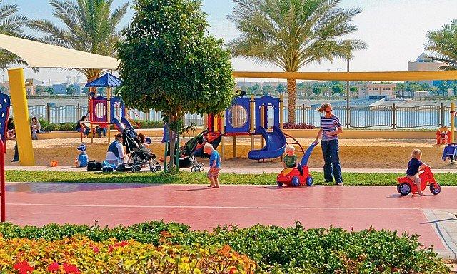 صورة افضل 7 انشطة في حديقة بحيرة البرشاء دبي
