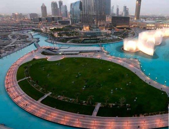 افضل 7 انشطة في حديقة برج بارك دبي فيو دبي