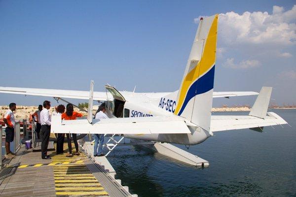 صورة رحلات الطائرات البحرية في دبي