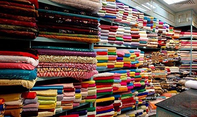 سوق الاقمشة من اعرق اسواق دبي